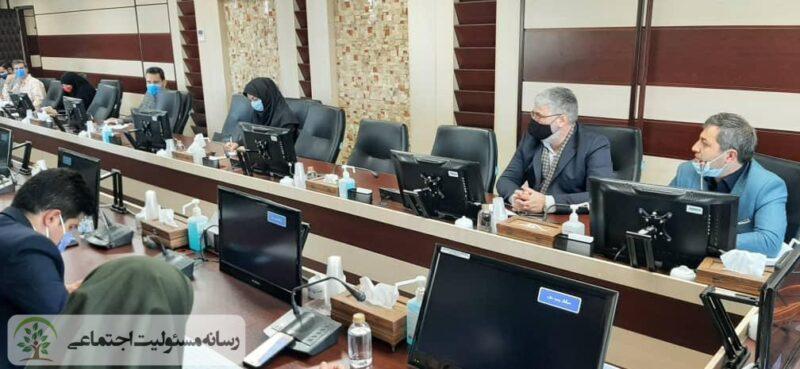 تشکیل کمیته مسئولیت پذیری اجتماعی در وزارت بهداشت ،درمان و آموزش پزشکی