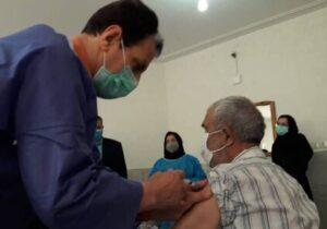 قرارگرفتن۲هزارسالمنداسفراینیدرفهرست دریافت واکسن کرونا