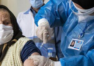دریافت واکسنکرونا توسط۲هزارو۷۰۰سالمند گنبدکاووس
