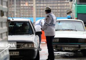 اعمال قانون۵۶۰ دستگاه خودرو غیربومی در همدان