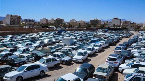 ترخیص خودروهای توقیفی در لرستان