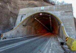 انسداد تونل اربعین ایوان به مدت ۴۰ روز
