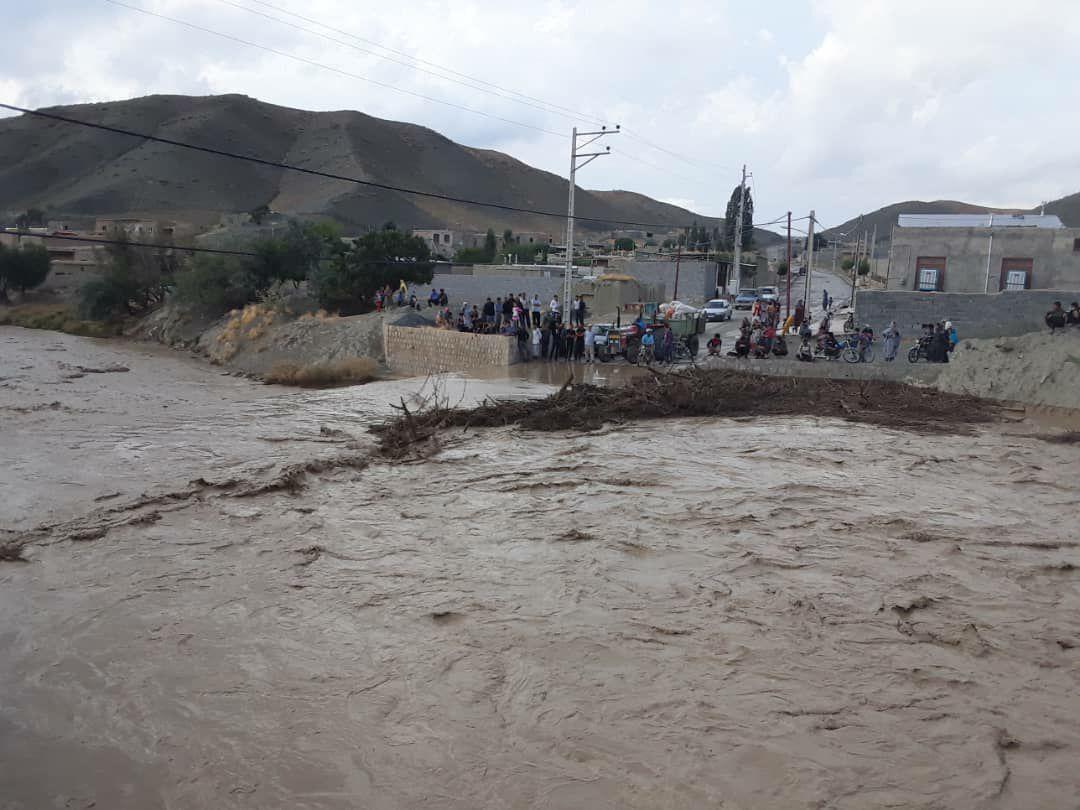 اعلام جزییات خسارت سیل و صاعقه در آذربایجان شرقی