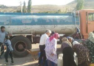 جدیت بحران کمبود آب شرب در شهر خلخال