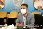 رئیس سازمان مدیریت وبرنامهریزی گلستان در بیستودومین جشنواره شهیدرجائی