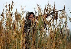 شکارچیان متواری در پارک ملی گلستان دستگیر شدند
