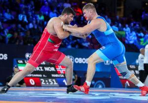 علی اکبر یوسفی قهرمان سنگین وزن جهان شد